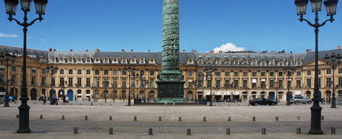 Illustration de Progress aujourd'hui - Place Vendome